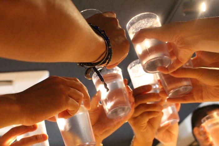 """クラウドファンディングで出店ラッシュ:持ち込み自由&100種以上の日本酒飲み放題""""KURAND"""" 7番目の画像"""