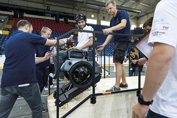 第三のオリンピック「サイバスロン」:スポーツ、障がい者、最先端技術が繋がったスポーツの祭典 3番目の画像