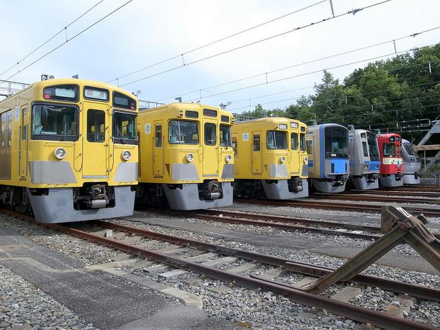 通勤特急・複々線化…東京に密集する私鉄たち:沿線価値向上のため、熾烈な争いがスタート! 7番目の画像