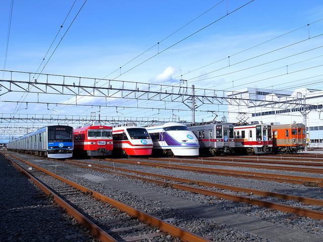 通勤特急・複々線化…東京に密集する私鉄たち:沿線価値向上のため、熾烈な争いがスタート! 2番目の画像