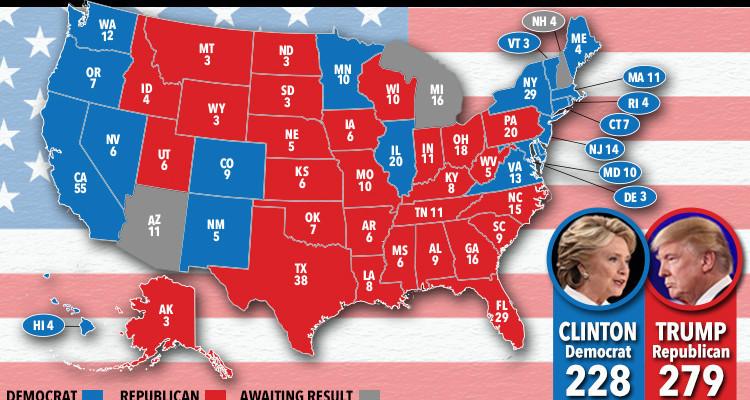 5分で理解! アメリカ大統領選2016:トランプ氏が勝利するまでの全貌を徹底分析 4番目の画像