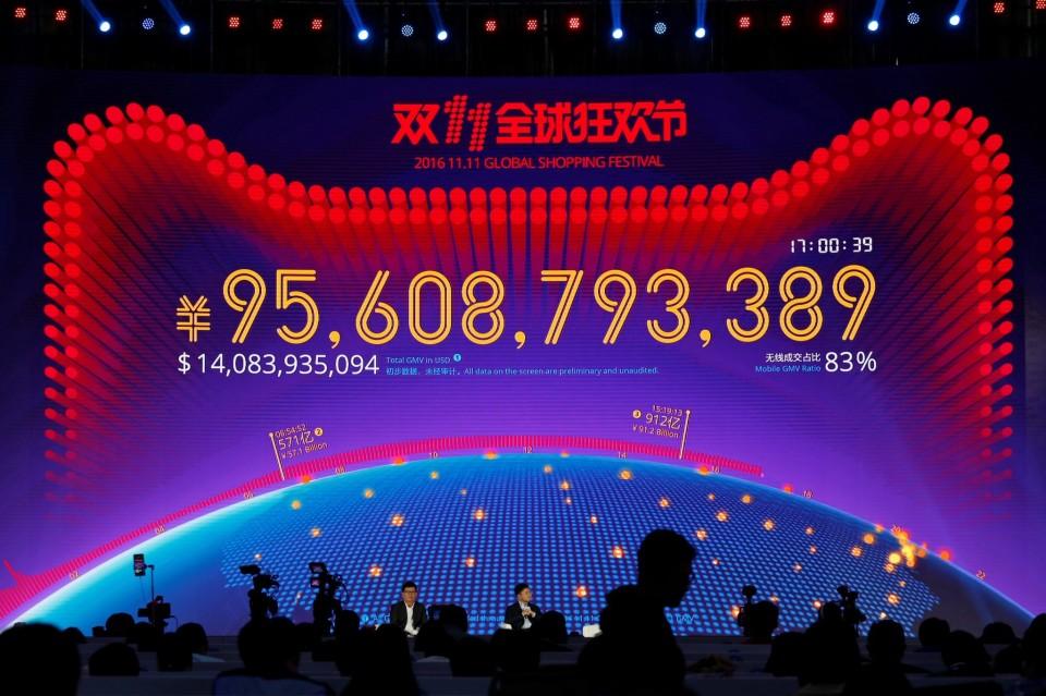 1日で2兆円が動く? 11月11日の中国「爆買いの日」は今年もすごかった!  1番目の画像