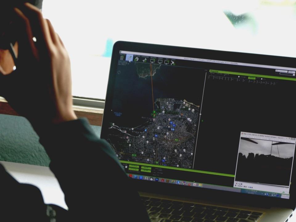 ドローンビジネス最前線:携帯電話網でコントロールするNTTドコモの「セルラードローン」を追った 5番目の画像