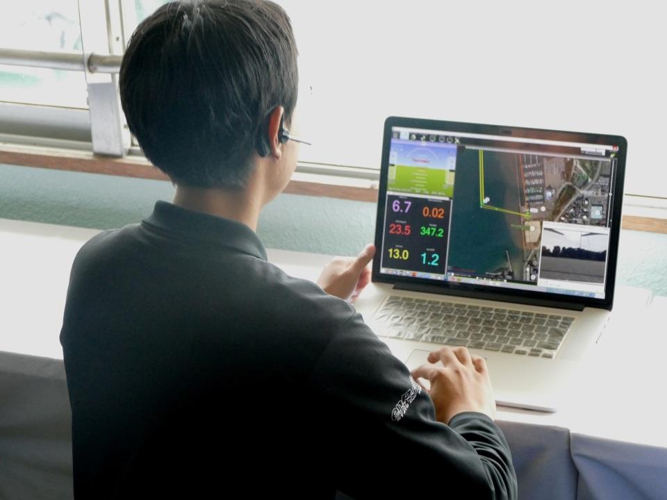 ドローンビジネス最前線:携帯電話網でコントロールするNTTドコモの「セルラードローン」を追った 8番目の画像