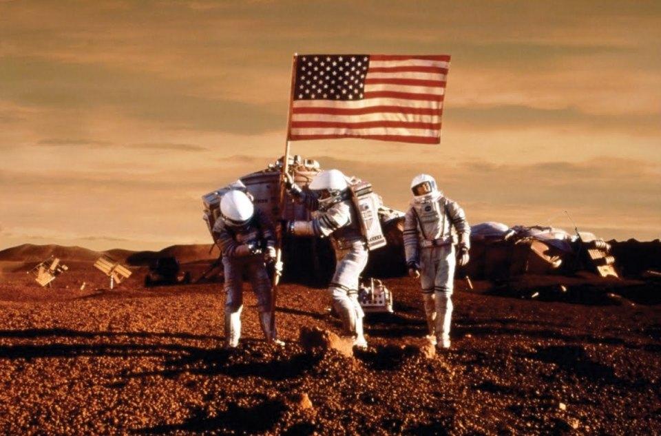 今後10年で人間が火星移住を実現する未来:宇宙がもっと身近な存在に? 1番目の画像