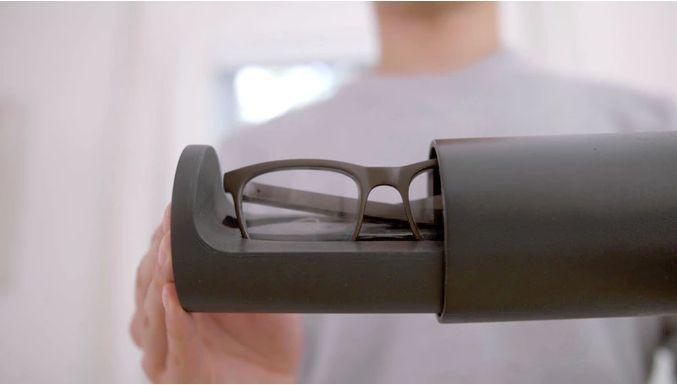骨伝導で音楽が聴ける! 普段身に着けられる自然なデザインがうれしいスマートグラス「Vue」 8番目の画像