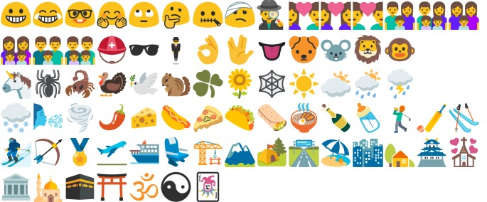海外進出にはEmojiが不可欠? 日本から生まれた「SNS時代の国際語」を使いこなす 3番目の画像