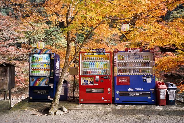 訪日外国人も虜に! 便利過ぎる日本の自動販売機:各社個性を強めるビジネス戦略まとめ 1番目の画像