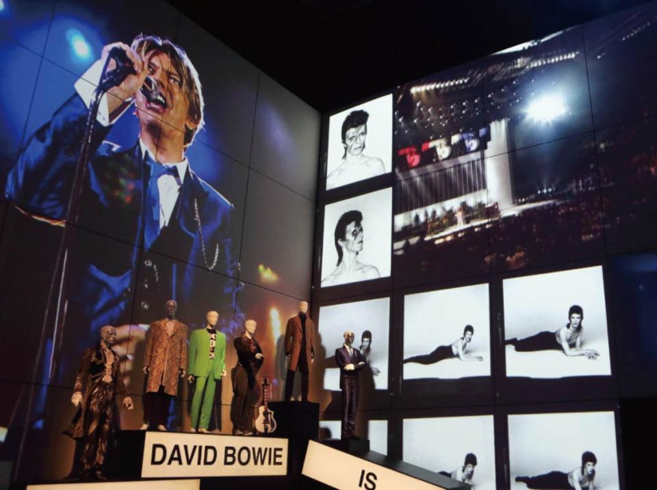 デヴィッド・ボウイに再び会える!1周忌追悼イベント「DAVID BOWIE is」が日本上陸 2番目の画像