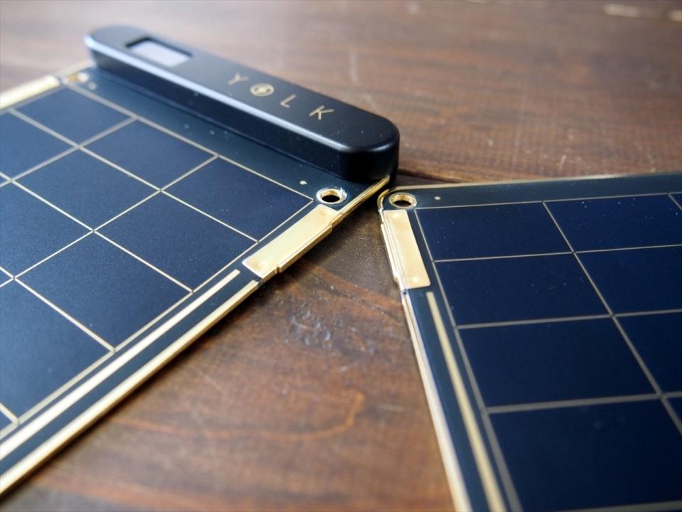 太陽光で充電可能で災害時も安心!スマホに使えるソーラー充電器「Solar Paper」レビュー 7番目の画像