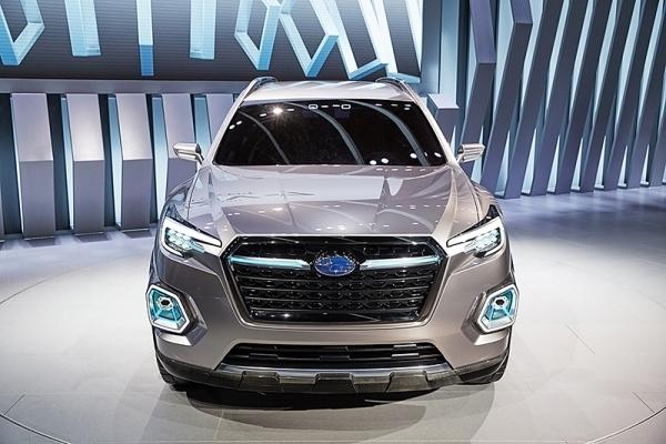 スバルの新SUVがフラッグシップ車種に?「VIZIV-7 SUV CONCEPT」に高まる期待 3番目の画像