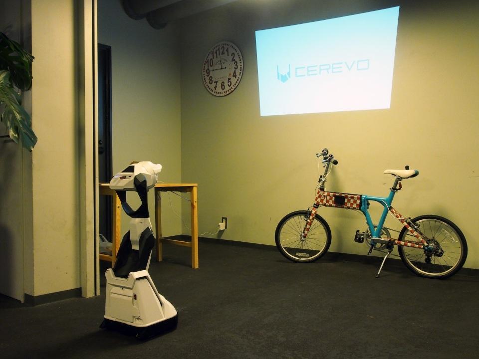 壁や天井がディスプレイに!Cerevoがプロジェクター搭載ロボット「Tipron」を発売 2番目の画像