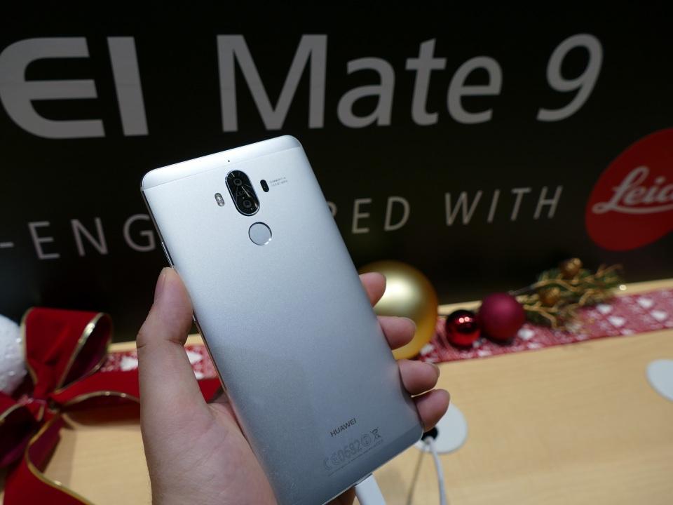 高性能SIMフリースマホ「Mate 9」登場!ファーウェイが日本市場で重視するポイントを明言 3番目の画像