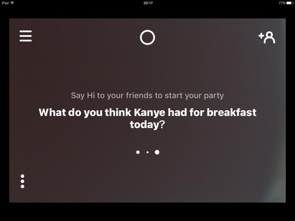 SNOWの次はコレ!手軽さで若者を魅了するビデオチャットアプリ「Houseparty」レビュー 4番目の画像