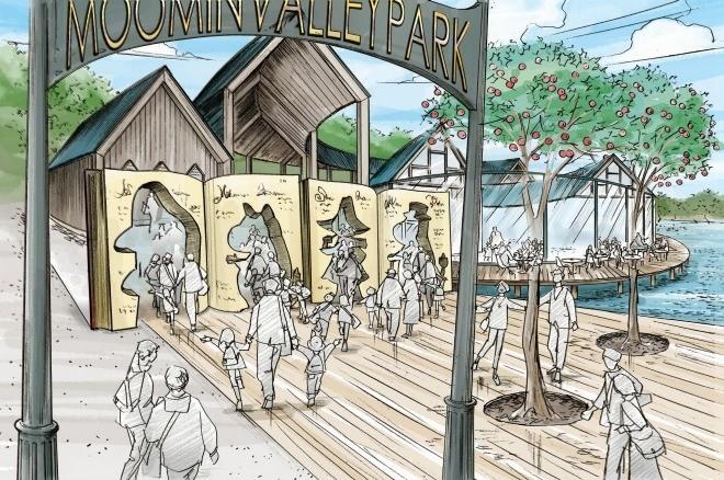 ムーミンのテーマパークが埼玉・飯能市に2019年OPEN! 台場、立川を抑えてなぜ選ばれたのか? 1番目の画像
