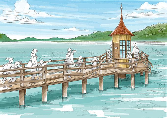 ムーミンのテーマパークが埼玉・飯能市に2019年OPEN! 台場、立川を抑えてなぜ選ばれたのか? 4番目の画像