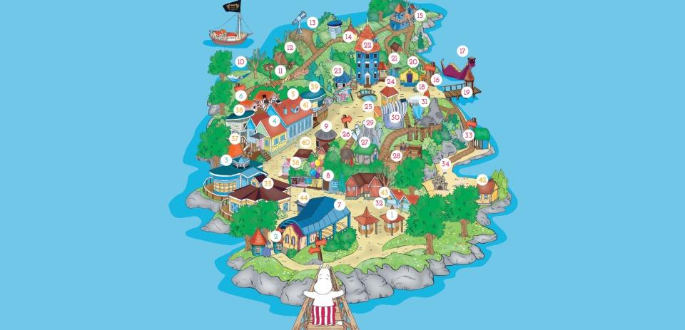 ムーミンのテーマパークが埼玉・飯能市に2019年OPEN! 台場、立川を抑えてなぜ選ばれたのか? 6番目の画像