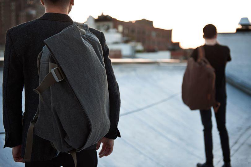 今、ビジネスマンが最も使うべきリュック:スーツに映える「cote&ciel」の革新的なデザイン 4番目の画像