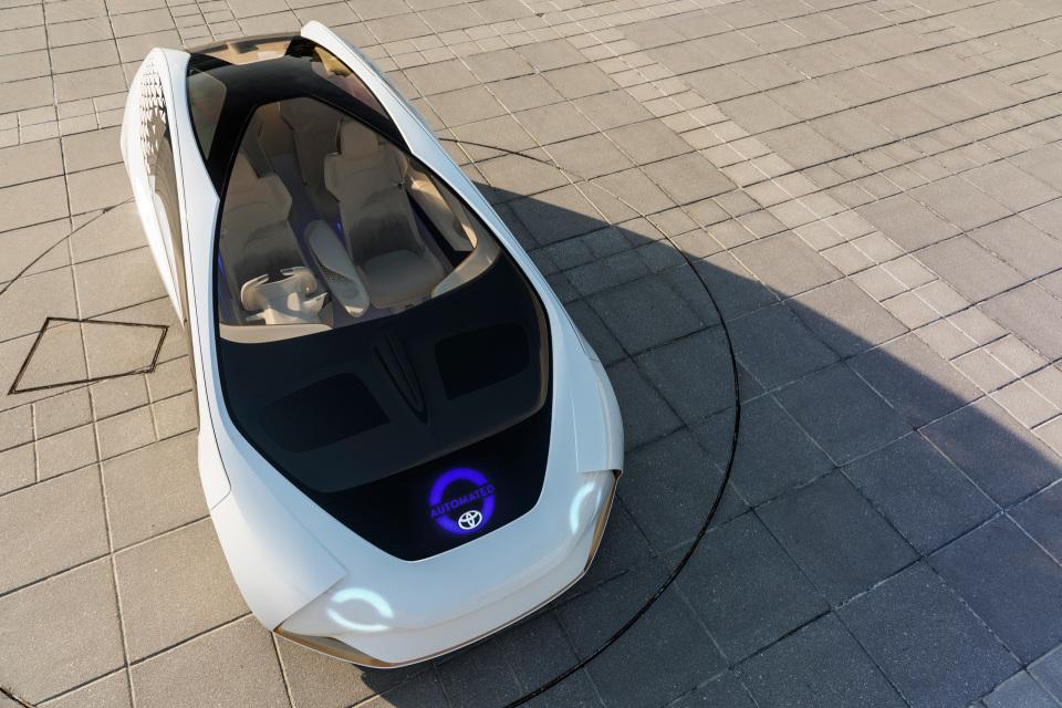 AIと自動運転で人とクルマの新しい関係を構築!トヨタ「Concept-愛i」がCESで世界初公開 3番目の画像