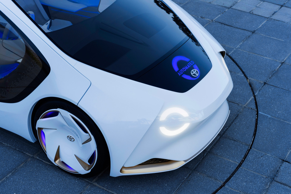 AIと自動運転で人とクルマの新しい関係を構築!トヨタ「Concept-愛i」がCESで世界初公開 6番目の画像