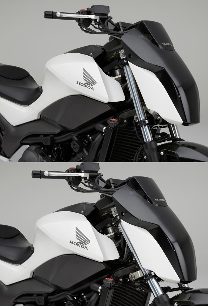 【動画】ホンダがASIMOの技術で自立するバイクやAI搭載の自動運転車をCESで発表! 4番目の画像