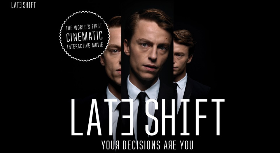 観客がスマホでストーリーを決める? 観客参加型映画『Late Shift』をイチ早くチェック! 1番目の画像