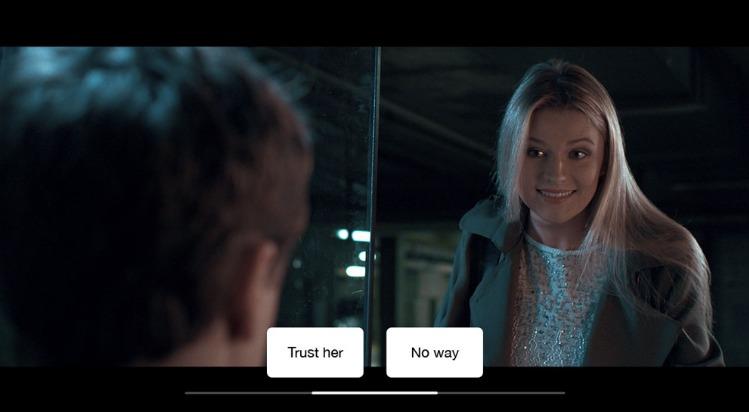 観客がスマホでストーリーを決める? 観客参加型映画『Late Shift』をイチ早くチェック! 3番目の画像