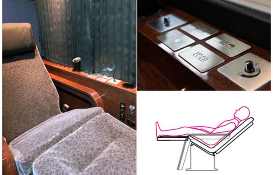 """ゼログラビティシートを備えた""""走るホテル"""":「完全個室」の豪華夜行バスが運行開始! 3番目の画像"""