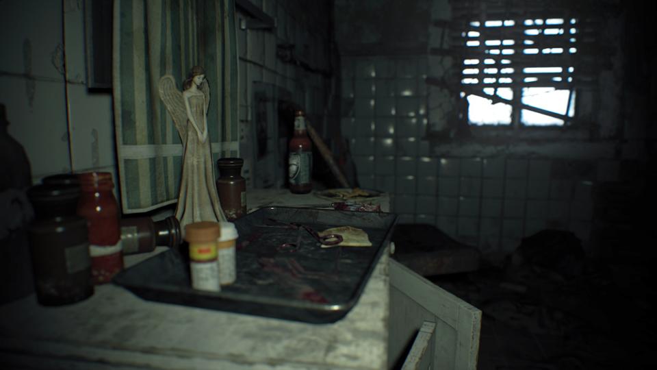 PS VR対応、あまりの恐怖に脳が痺れる!:『バイオハザード7 レジデント イービル』 5番目の画像
