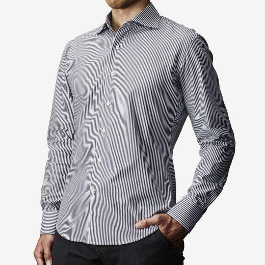 """4,980円でオーダーできる「KEI」:ビジネスシャツは""""スマホ""""でオーダーメイドの時代へ 9番目の画像"""