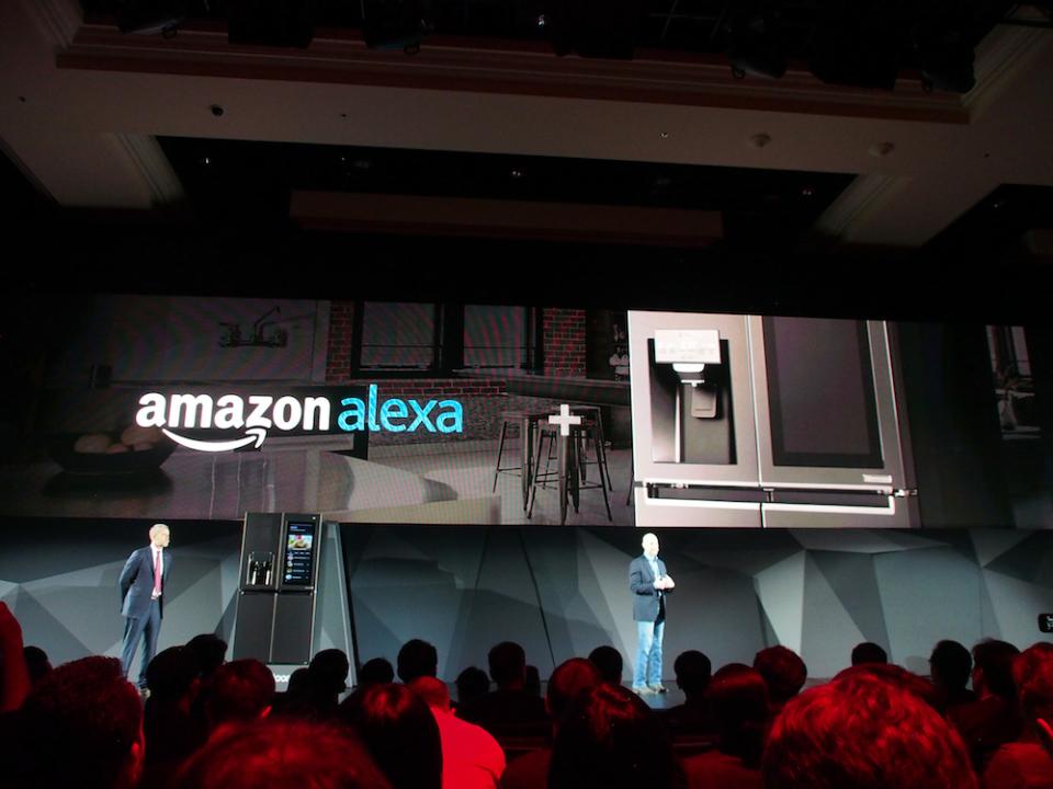 ケータイジャーナリスト石野純也のCES 2017レポート【Amazon「Alexa」編】 1番目の画像