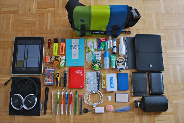 スマートな大人の必需品:デキるビジネスマンになる「バッグinバッグ」のススメ 1番目の画像