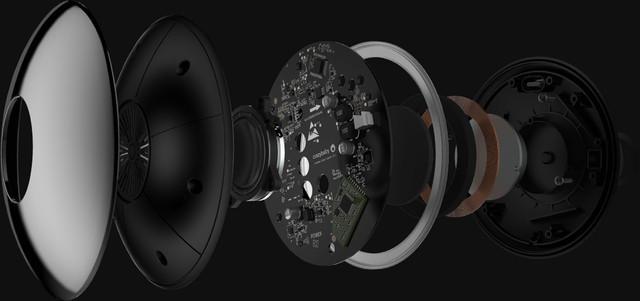 見た目はまるで空飛ぶUFO!浮遊するHi-Fiサウンドスピーカー「Mars」 4番目の画像