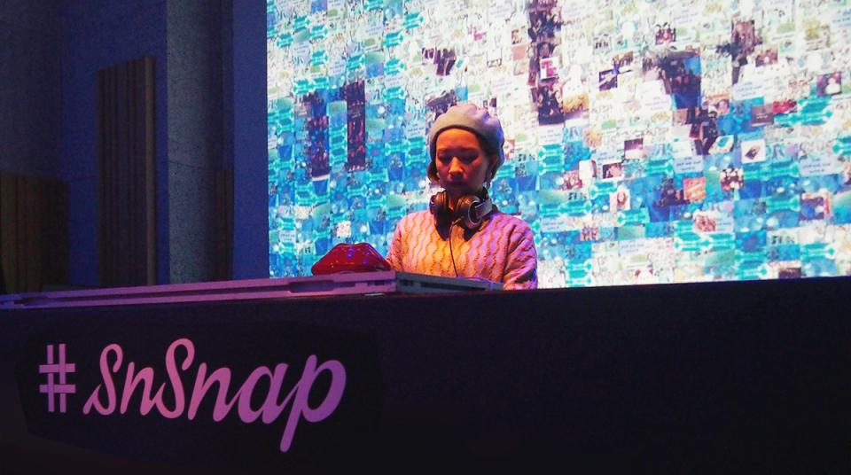 リアル×デジタル「#Snsnap」が創る新時代のSNSマーケティング 1番目の画像