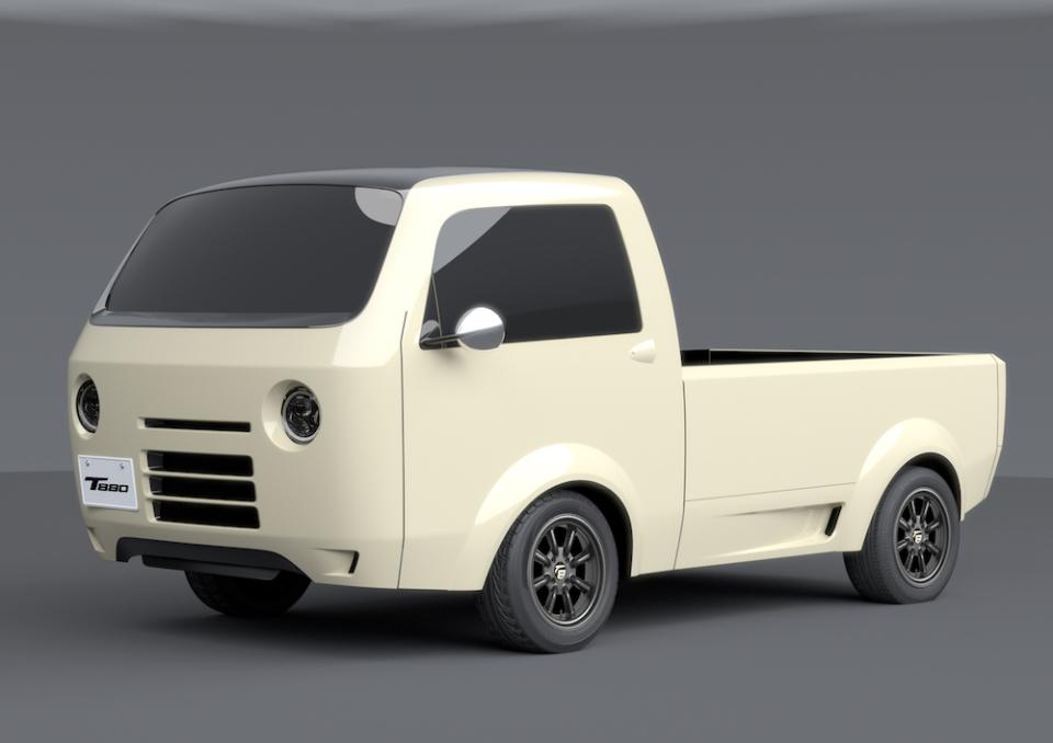 こんな軽トラなら乗りたい! ホンダが東京オートサロン2017に出展した「T880」に惚れた 1番目の画像