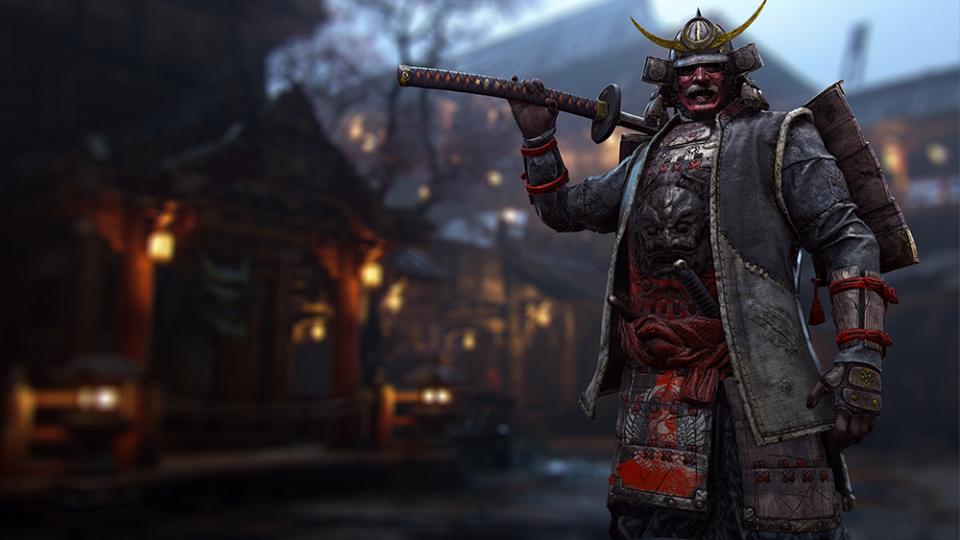 いかつい戦士たちの乱戦に熱狂!剣戟アクションゲーム『フォーオナー』 2番目の画像