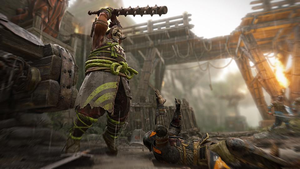いかつい戦士たちの乱戦に熱狂!剣戟アクションゲーム『フォーオナー』 3番目の画像
