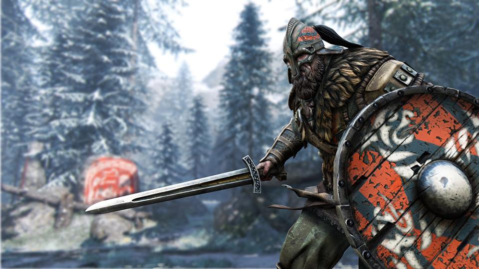 いかつい戦士たちの乱戦に熱狂!剣戟アクションゲーム『フォーオナー』 5番目の画像