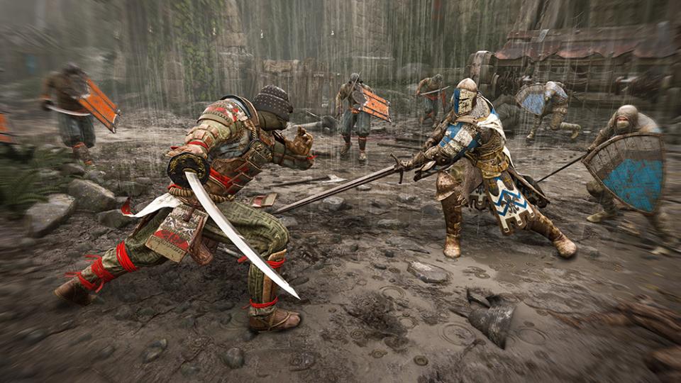 いかつい戦士たちの乱戦に熱狂!剣戟アクションゲーム『フォーオナー』 6番目の画像