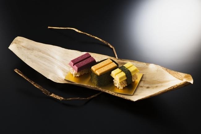 キットカットが「寿司」に?トップパティシエ監修の「キットカット専門店」が銀座にオープン 4番目の画像
