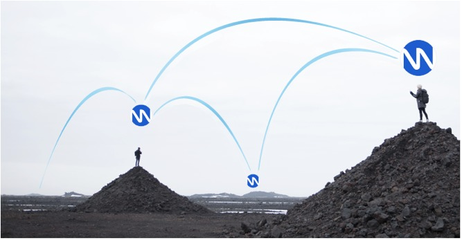 圏外の状況でも米国発のガジェット「goTenna」がスマホでのやり取りを可能に! 3番目の画像