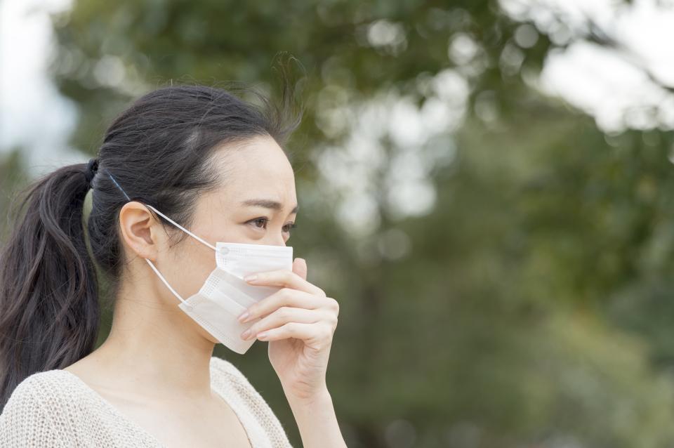 マスク依存者が増加中! お見合い? 竹炭配合? 日本のマスク文化が発展しまくっている 1番目の画像