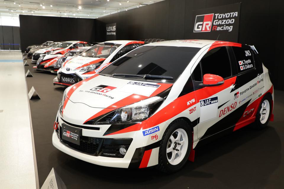 THE IMPRESSION|トヨタ自動車が誇るモータースポーツへの情熱 4番目の画像