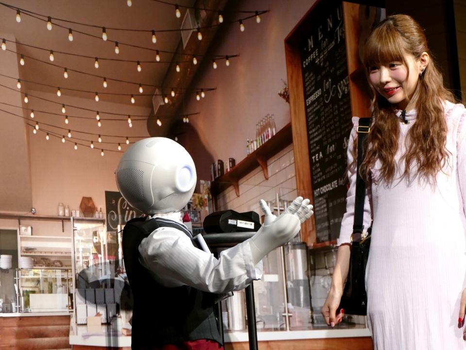 人型ロボットビジネス最前線:ソフトバンクロボティクスが語るペッパー2017年の施策 10番目の画像