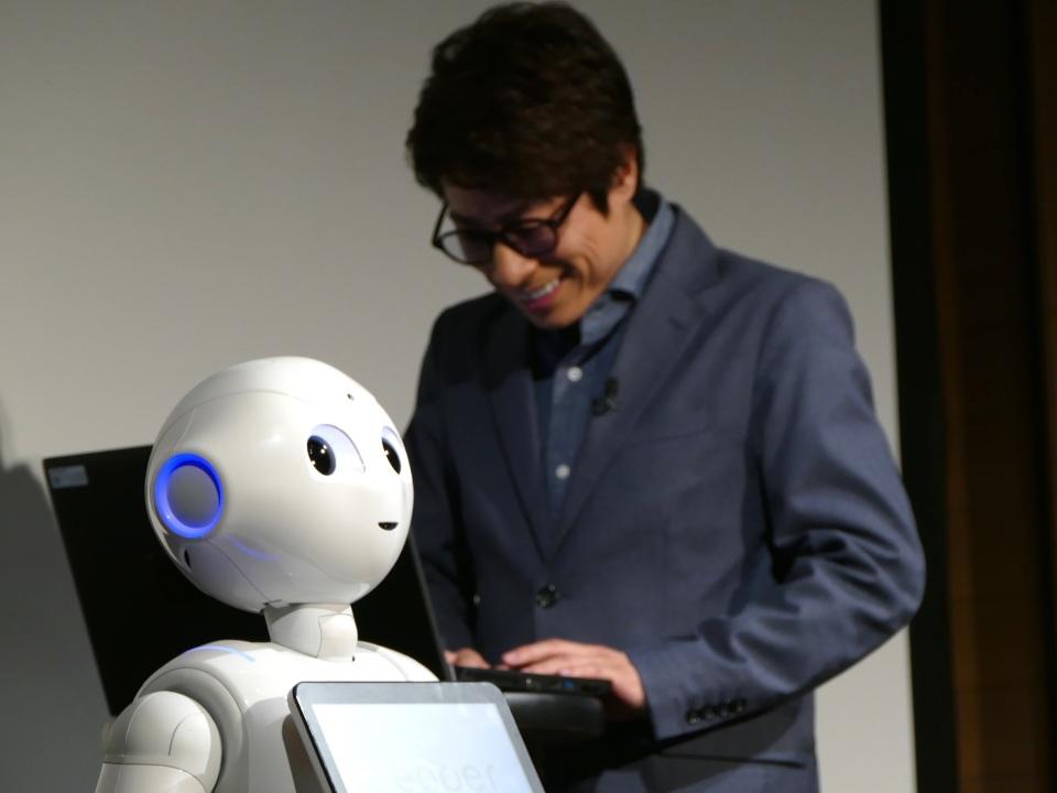 人型ロボットビジネス最前線:ソフトバンクロボティクスが語るペッパー2017年の施策 13番目の画像