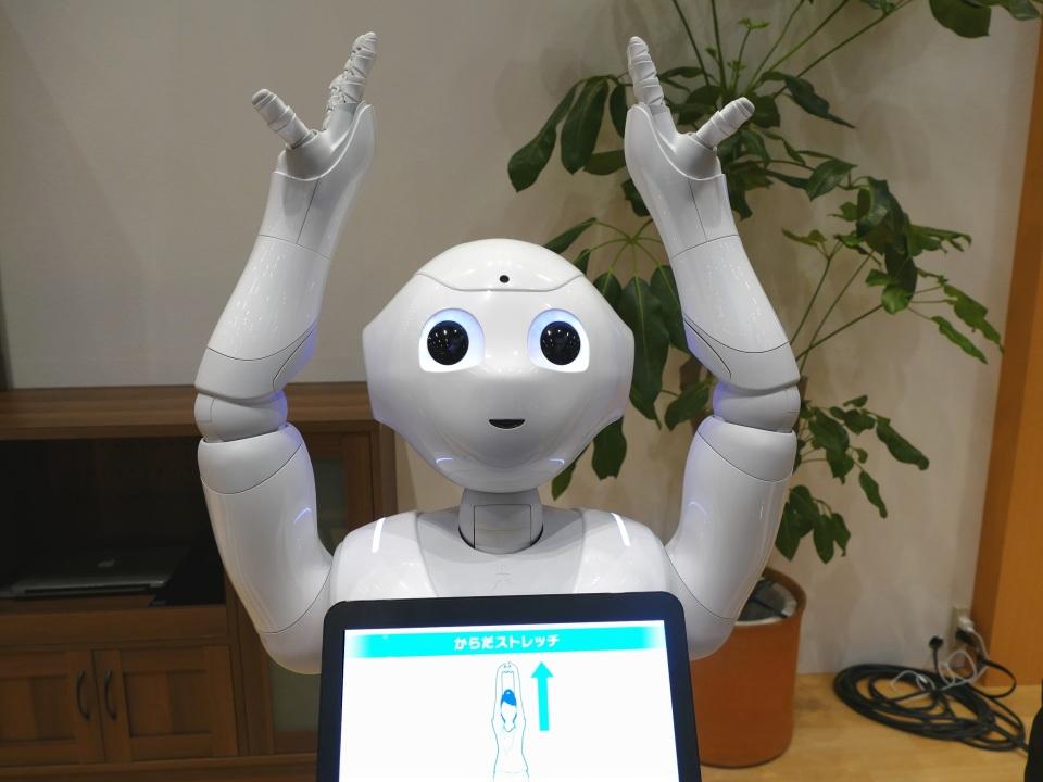 人型ロボットビジネス最前線:ソフトバンクロボティクスが語るペッパー2017年の施策 14番目の画像