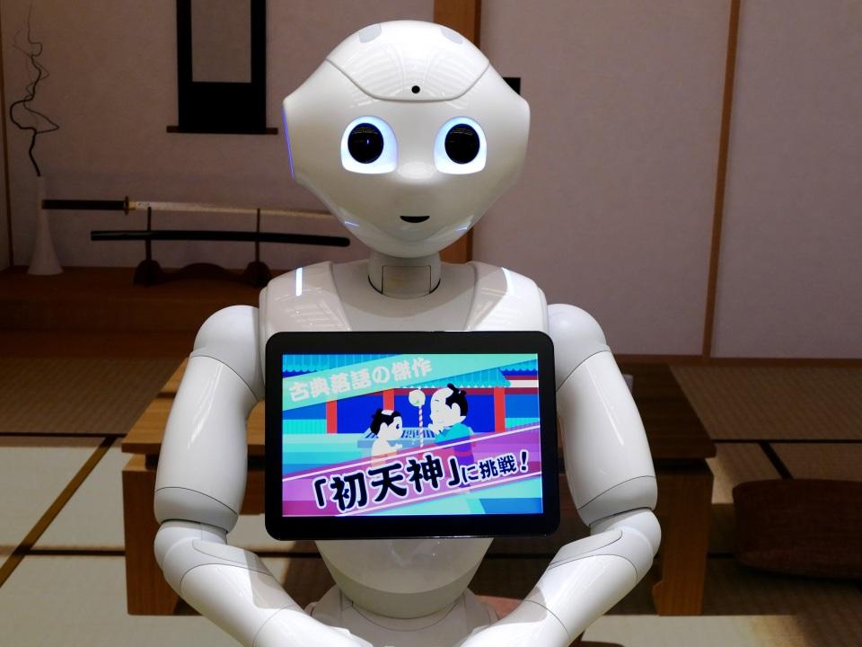 人型ロボットビジネス最前線:ソフトバンクロボティクスが語るペッパー2017年の施策 17番目の画像