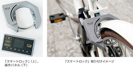 IoT導入でますます便利に:今、カーシェアよりも自転車シェアリングがアツい理由 2番目の画像