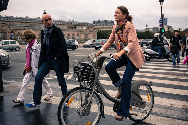 IoT導入でますます便利に:今、カーシェアよりも自転車シェアリングがアツい理由 3番目の画像