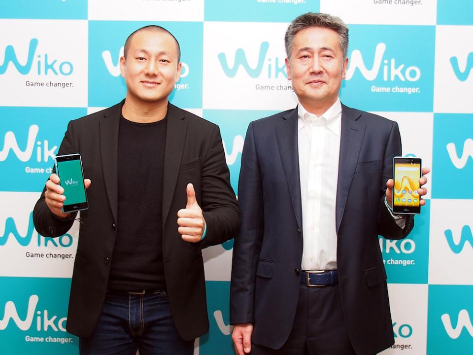 フランスシェアNo.2「Wiko」が日本参入! 低価格SIMフリースマホは市場を席巻するか? 1番目の画像